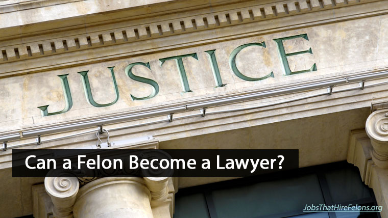 How to Become a Lawyer With a Criminal Background?